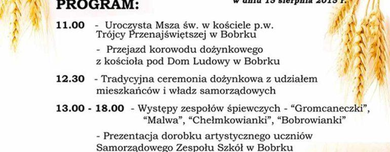 Gmina Chełmek zaprasza na dożynki