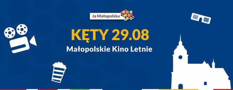 Małopolskie Kino Letnie zawita do Kęt