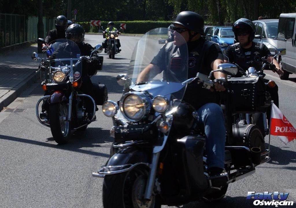Motocykliści z Gentlemen's Club Oświęcim uczczą pamięć Antoniego Kocjana