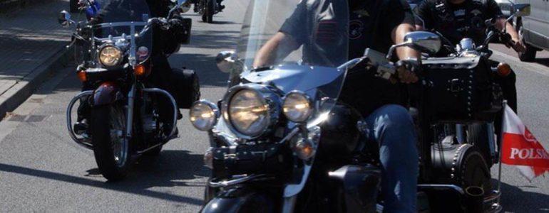 Motocykle i historia