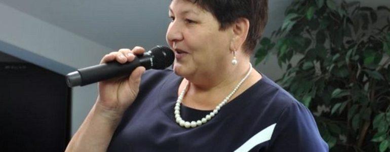 Maria Brombosz wśród najlepszych sołtysów