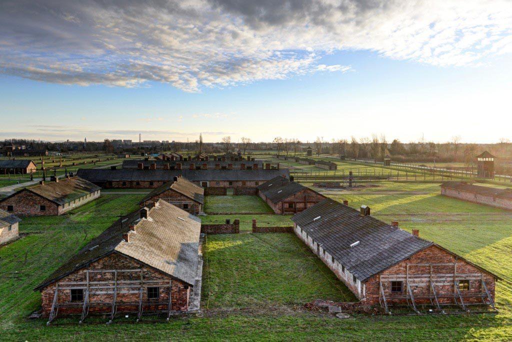 Brzezinka, Auschwitz, Birkenau, Miejsce Pamięci, remont