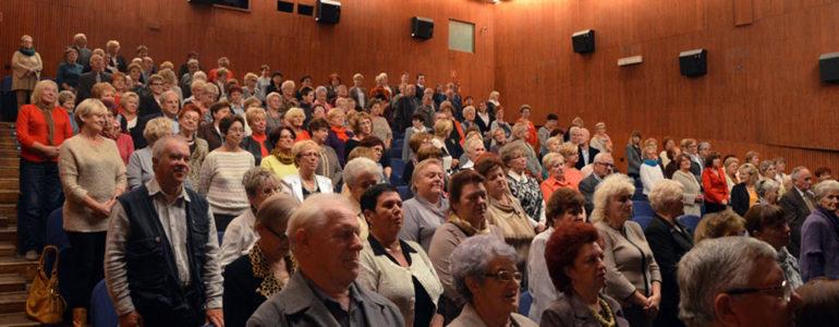 Inauguracja UTW w Kętach – FOTO