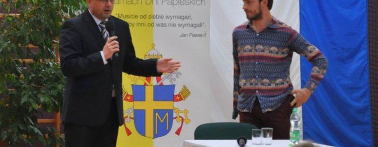 Jan Mela w Rajsku: Cieszcie się życiem, pokonujcie bariery – FOTO
