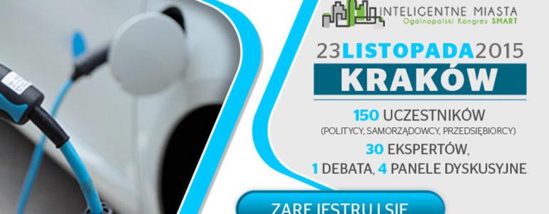 V Ogólnopolski Kongres Smart – Inteligentne Miasta z Faktami Oświęcim