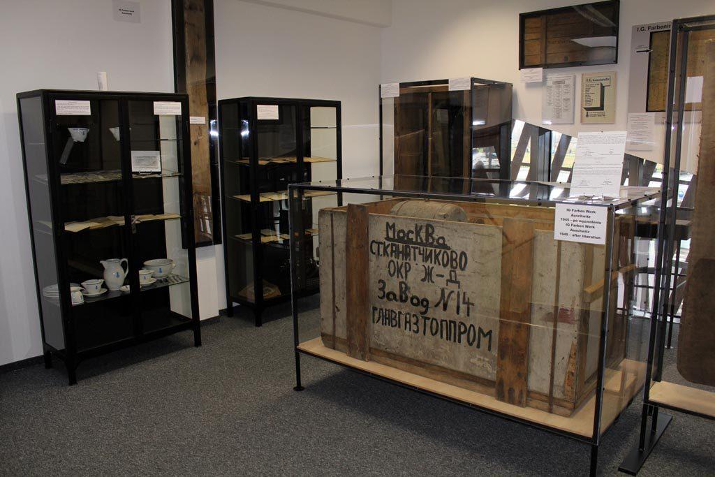 Oświęcim, Brzezinka, Auschwitz-Birkenau, wystawa