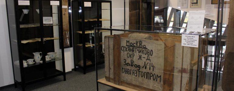 Niezwykła wystawa. Pamiątki z IG Farben Werk Auschwitz – FOTO