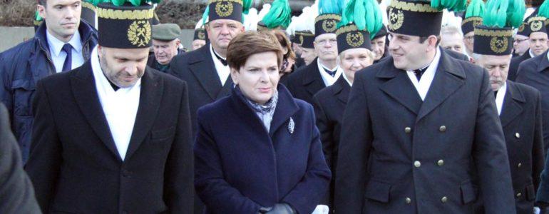 Premier Beata Szydło w Libiążu i Brzeszczach