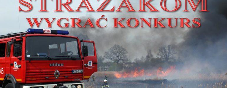 Zagłosuj na strażaków z Oświęcimia i Brzezinki