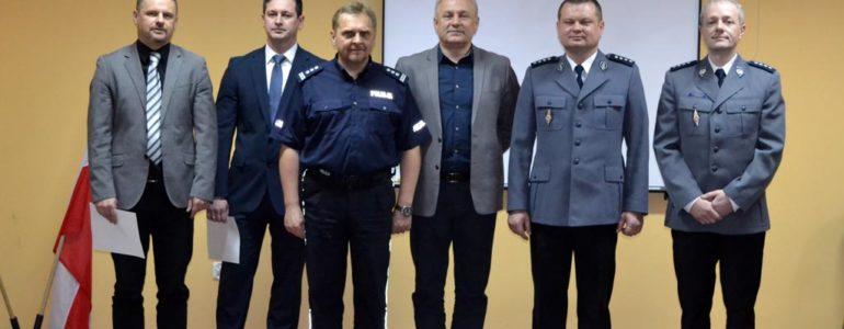 Zmiany w oświęcimskiej komendzie policji