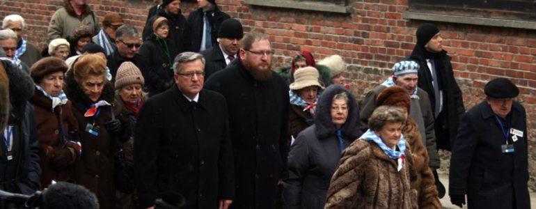 71. rocznica wyzwolenia obozu Auschwitz i oswobodzenia miasta Oświęcimia