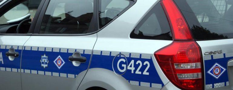 Policjanci uratowali desperata