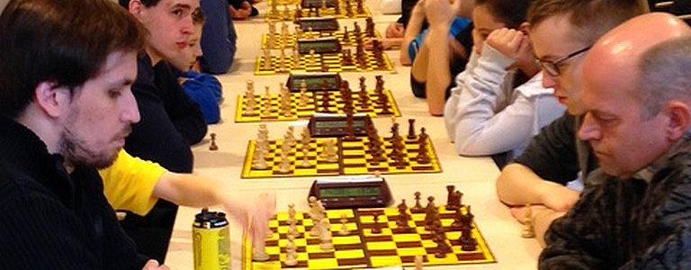 157 wielbicieli szachów w Oświęcimiu – FOTO