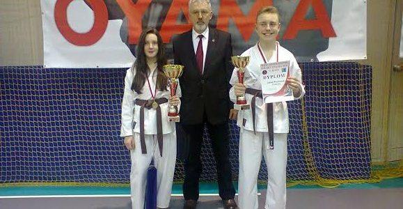 Dwie pozycje medalowe zawodników OKK na mistrzostwach
