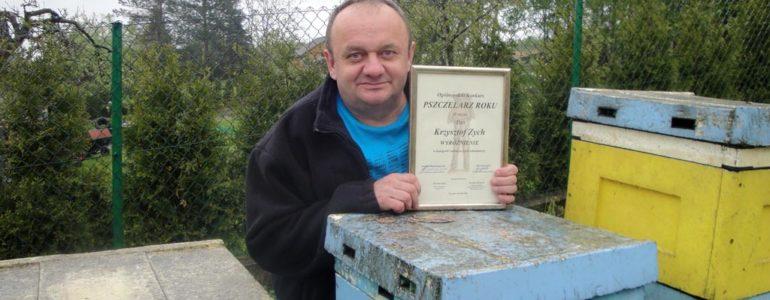 Elitarna nagroda dla pszczelarza z Grojca
