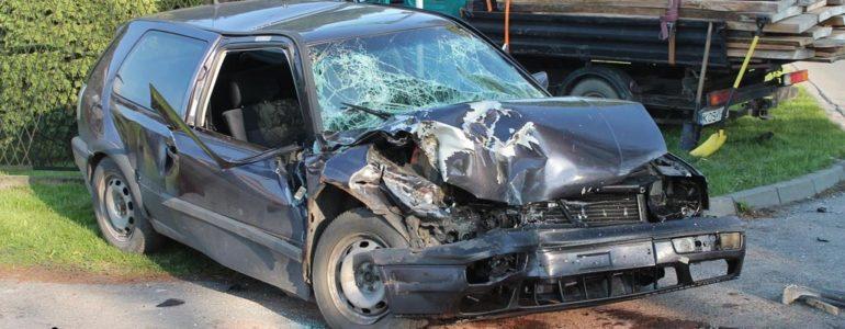 Wypadek w Polance, kolizja Babicach – FOTO