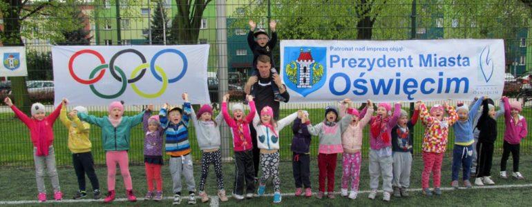 Olimpiada przedszkolaków – Droga do Rio