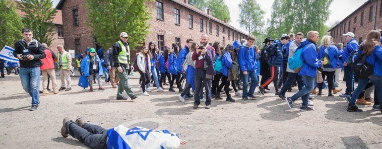 Dźwięk szofaru rozpoczął 25. Marsz Żywych – FOTO