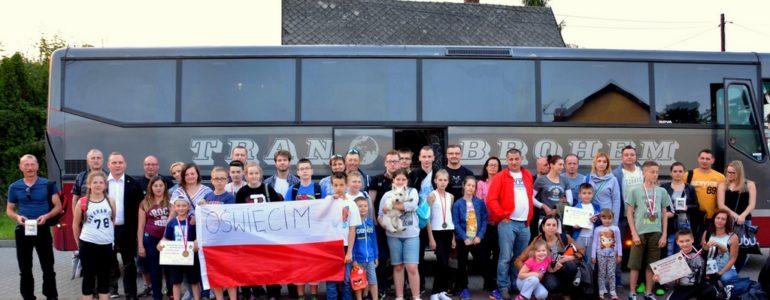 Oświęcimianie zdobyli 15 medali na Mistrzostwach Polski – FOTO