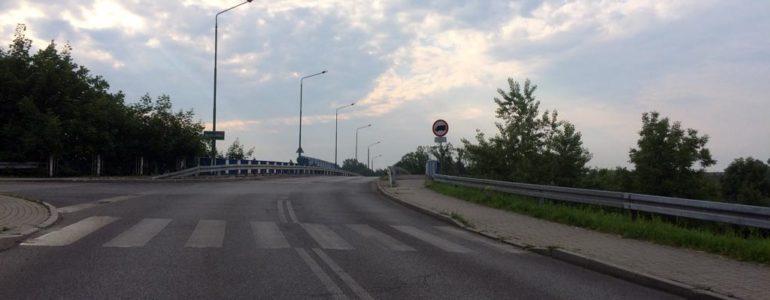 Ruch wahadłowy podczas remontu wiaduktu