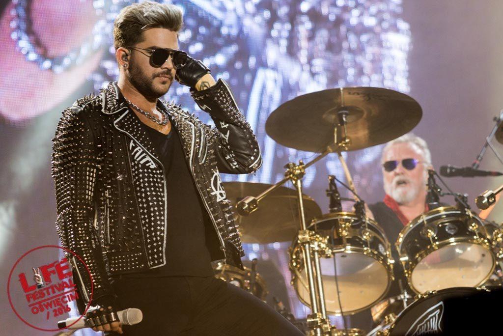 Oświęcim, LFO, Queen, Lambert, koncert