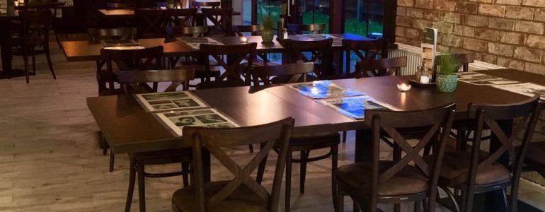 Dużo i smacznie w Old Tree Restaurant w Broszkowicach