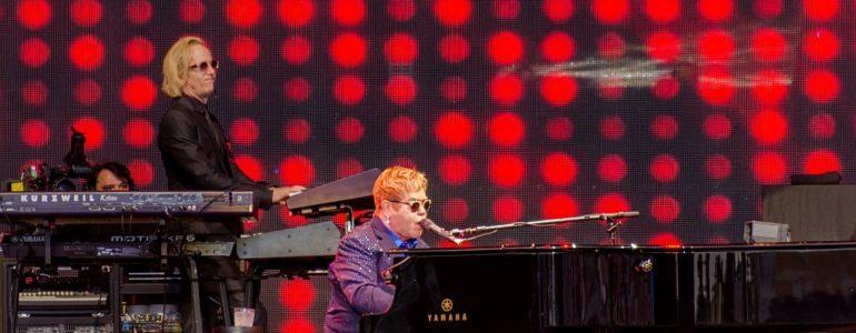 Dzień trzeci: Elton John w doskonałej formie – FOTO