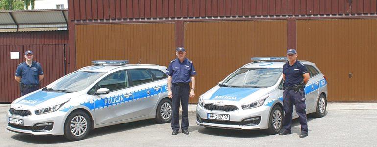 Policjanci mają nowe kie – FOTO
