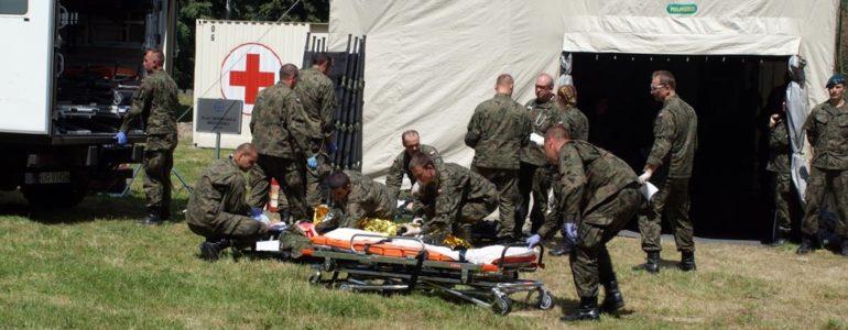 Ludzie w mundurach gotowi na ŚDM – FILMY, FOTO