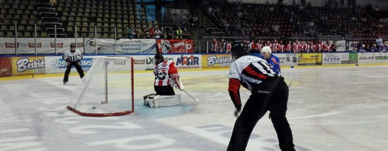 Wygrana w pierwszym sparingu dla Comarch Cracovia