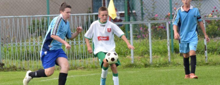 Wyniki lokalnych lig młodzieżowych
