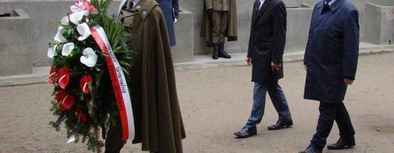 73 lata po egzekucji oficerów Wojska Polskiego
