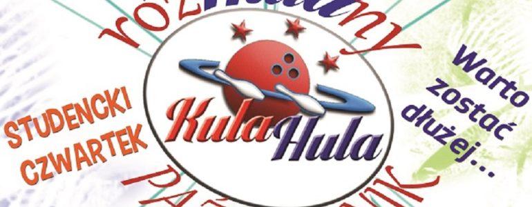 Rozdajemy vouchery do Kula Hula