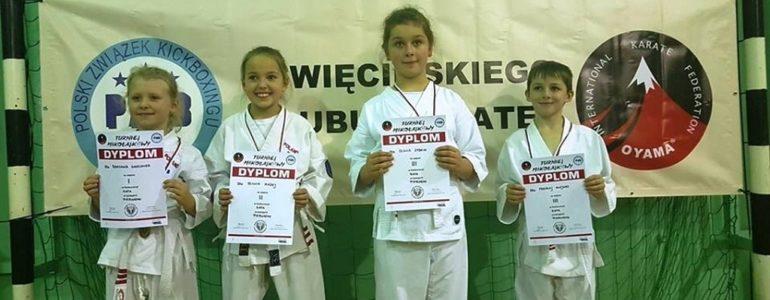 Mikołajkowy turniej kata i kickboxingu z FO – FOTO