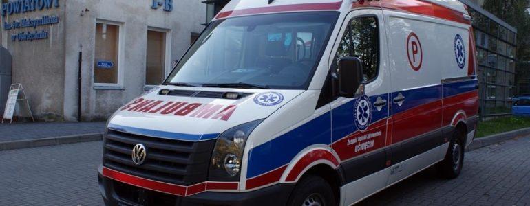 Policjanci uratowali desperatkę