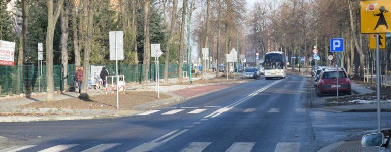 Drogowcy zaczynają drugi etap przebudowy Słowackiego