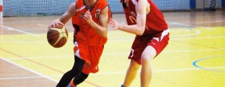 Oświęcimianin mistrzem Polski w koszykówce