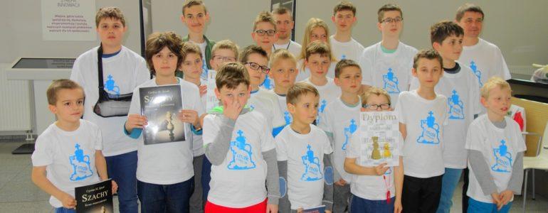 V Turniej Szachowy o Puchar Prezydenta Oświęcimia – FOTO