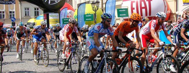 Tour de Pologne ponownie w powiecie oświęcimskim