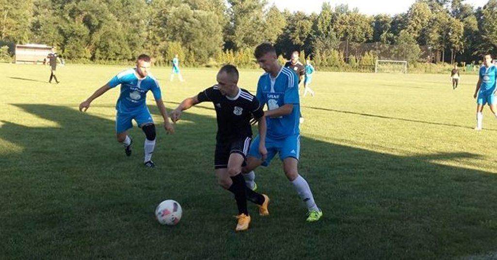 LKS Rajsko wygrał na wyjeździe z LKS Bobrek 5:1.