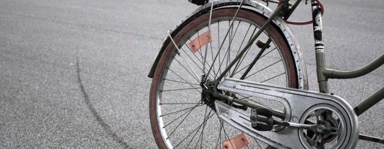 Ściągnął rowerzystę z bicykla