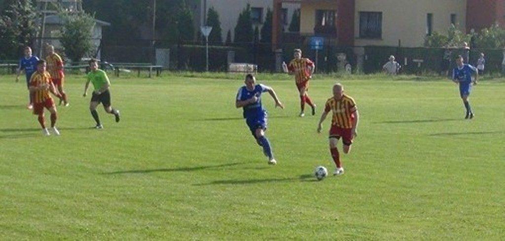 LKS Jawiszowice, Kalwarianka Zebrzydowice, V liga, Jawiszowice