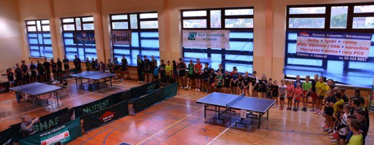 Rada Powiatowa LZS zaprasza na turniej tenisa stołowego