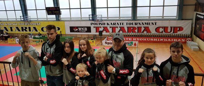 Udany start karateków OKK