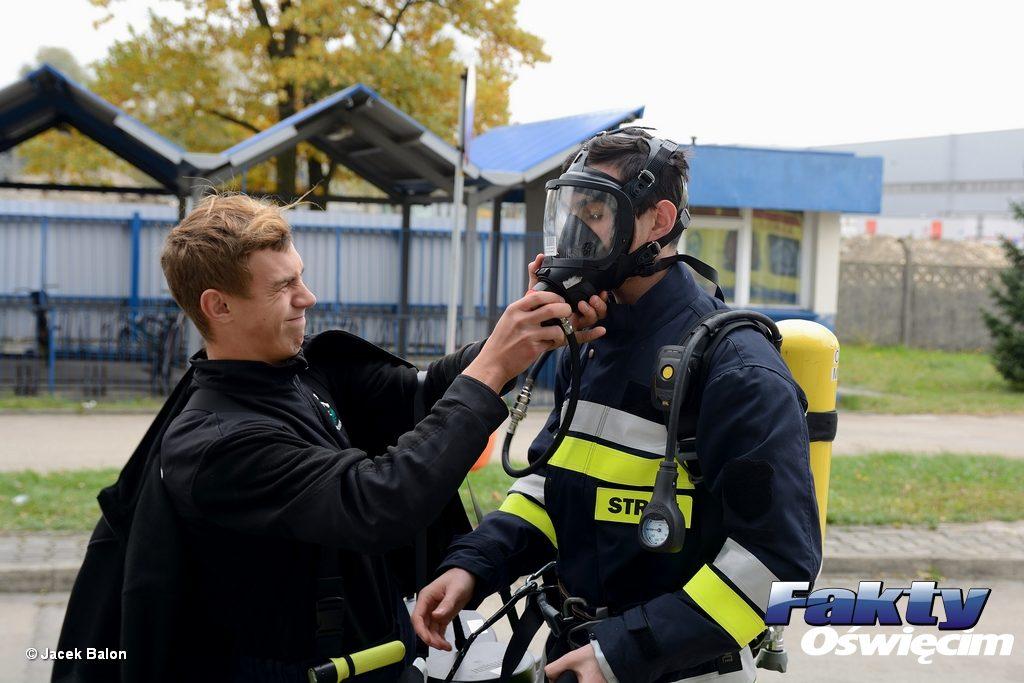 Strażacy z Ochotniczej Straży Pożarnej w Broszkowicach kolejny raz zwyciężyli w zawodach przygotowanych przez OSP w Oświęcimiu - Wieżowiec 2017.