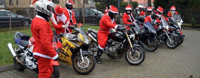 Moto Mikołaje już w sobotę