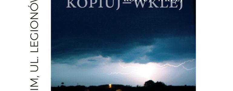 Zbigniew Waszkielewicz promuje książkę