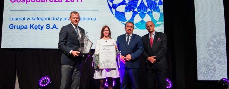 Grupa Kęty laureatem Małopolskiej Nagrody Gospodarczej