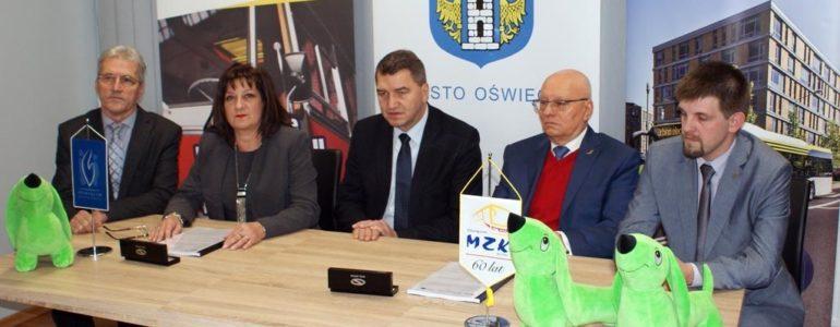 MZK w Oświęcimiu podpisał umowę z Solarisem – FILMY