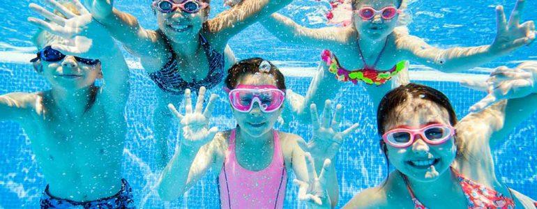 Już czterolatki mogą uczyć się pływać